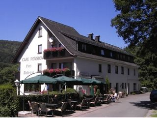 Pension Willingen Cafe-Pension Waldesruh immagine 2